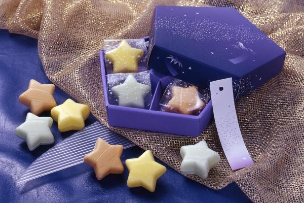 星の願い最中